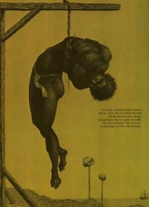 Den danske guvernøren Philip Gardelin forsøkte å demme opp for det store antallet av selvmord blant slaver ved å henge selvmorderenes lik opp i galger, hele eller parterte. Men disse tiltakene var ikke tilstrekkelige.